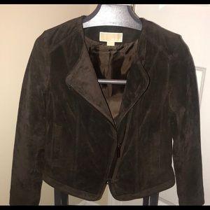 Beautiful Michael Kors Suede Jacket